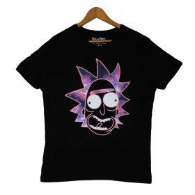Rick and Morty – Neon Rick – T‑Shirt