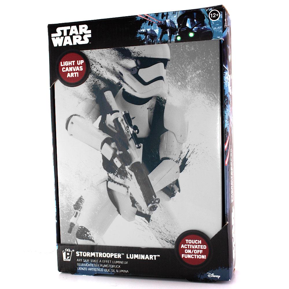 star wars stormtrooper luminart leuchte lootware. Black Bedroom Furniture Sets. Home Design Ideas