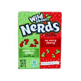 Nerds – What‑A‑Melon – So Verry Cherry