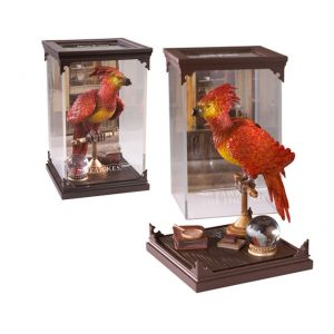 harry-potter-fawkes-phönix-statue-sammelfigur-noble-collection-magische-kreaturen-pvc-diorama