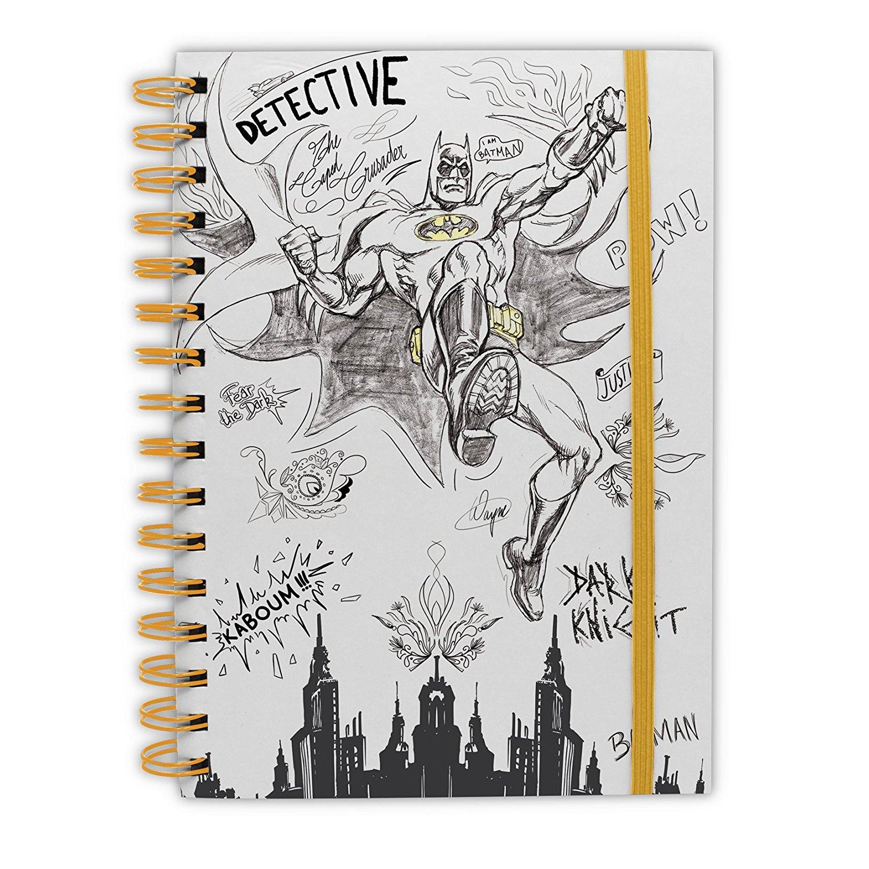 DC Comics – Notebook – Graphic Batman