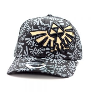 the-legend-of-zelda-nintendo-mütze-hyrule-logo-cap-baseball-cappy-gaming