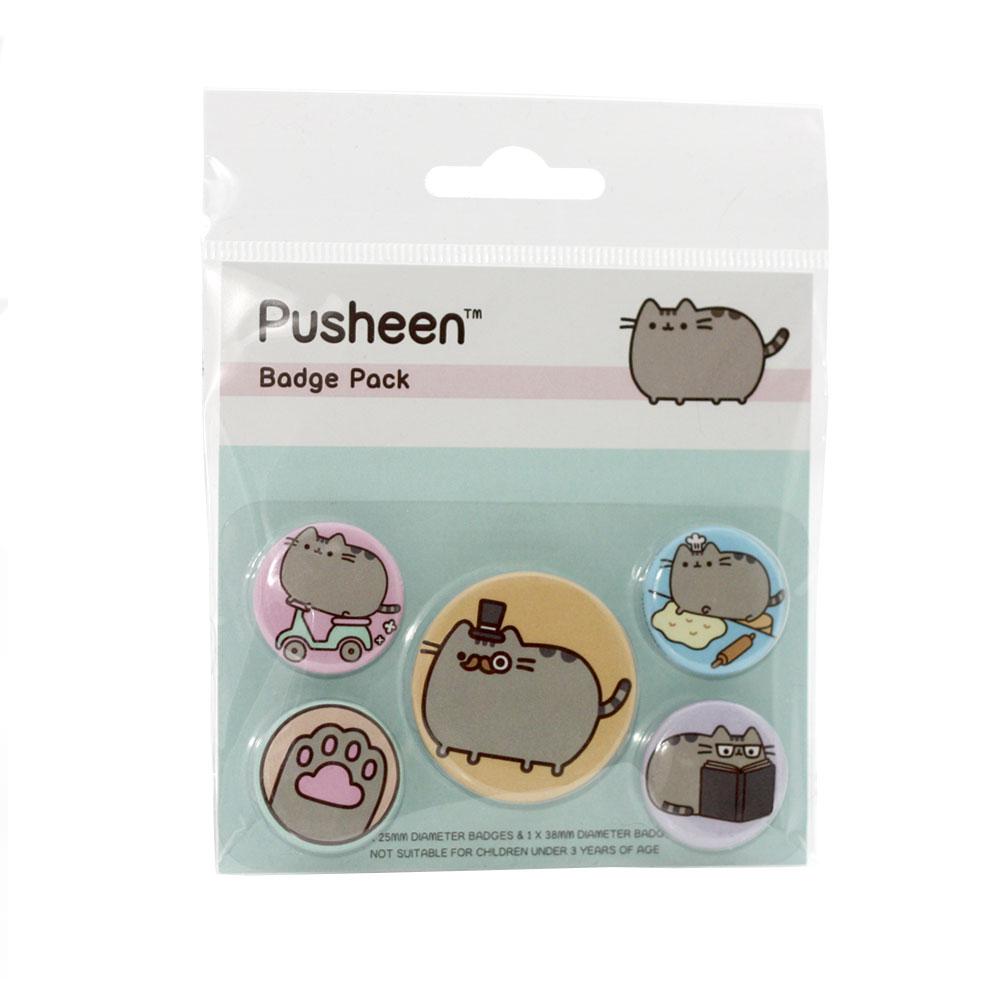 pusheen-ansteck-buttons-5er-pack-fancy-cat-badges-2