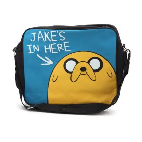Adventure Time – Jake's in here – Messenger Bag – 2