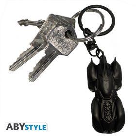 DC Comics – Batmobil – Premium 3D-Schlüsselanhänger – 4