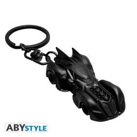 DC Comics – Batmobil – Premium 3D-Schlüsselanhänger
