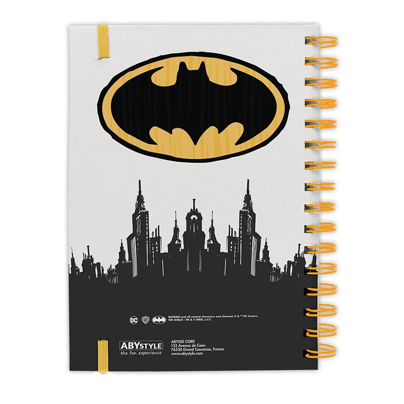 dc-comics-notebook-graphic-batman-notizbuch-2
