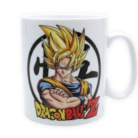 Dragon Ball Z – Son Goku – King Size Tasse – 2