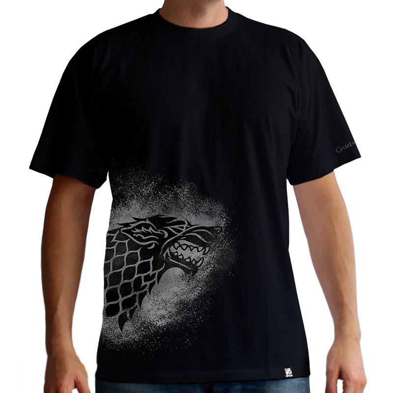 ee11c5c42 Game Of Thrones Stark Spray T Shirt Lootware