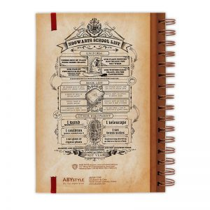 harry-potter-notebook-hogwarts-school-spells-charms-notizbuch
