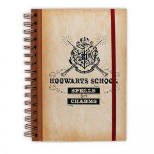 harry-potter-notebook-hogwarts-school-spells-charms-notizbuch-4