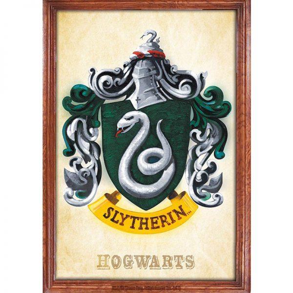 Postkarten Hogwarts Häuser 5er-Set Harry Potter