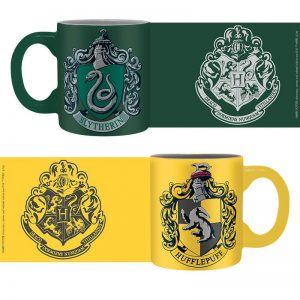 harry-potter-set-2-mini-mugs-110-ml-slytherin-hufflepuff-hogwarts-espresso-tassen