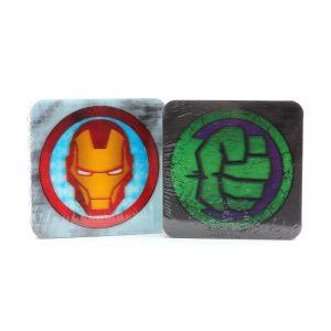marvel-coasters-avengers-3d-lenticular-effect-iron-man-hulk-thor-captain-america-untersetzer