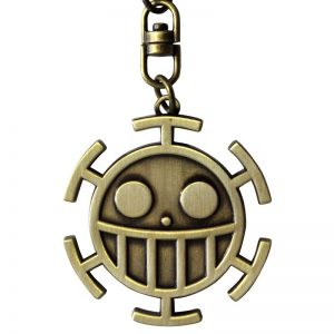 one-piece-keychain-3d-trafalgar-law-heart-pirates-piratenbande-schlüsselanhänger-jolly-roger-2