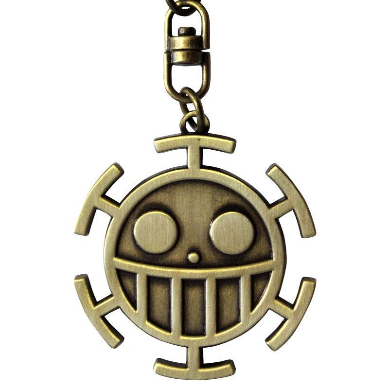 one-piece-keychain-3d-trafalgar-law-heart-pirates-piratenbande-schlüsselanhänger-jolly-roger-2