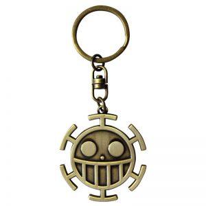 one-piece-keychain-3d-trafalgar-law-heart-pirates-piratenbande-schlüsselanhänger-jolly-roger-3