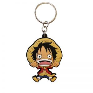 one-piece-keychain-pvc-luffy-sd-kawaii-deformed-strawhat-strohhut-luffy-schlüsselanhänger-4