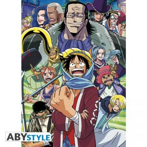 one-piece-postkarten-postcards-strohhüte-ruffy-sanji-Zorro-zoro-luffy-nico-robin-nami-brook-chopper-lysop-wanted-5