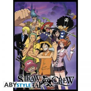 one-piece-postcards-set-3-x5-chopper-wanted-co-148x105-sanji-franky-brook-ruffy-luffy-nami-robin-4