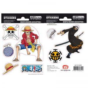 one-piece-stickers-16x11cm-2-sheets-luffy-law-ruffy-trafalgar-traffy-heart-pirates-gomu-gomu-no-mi-gum-gum-frucht-teufelsfrucht-strohhut-sticker-jolly-roger-3