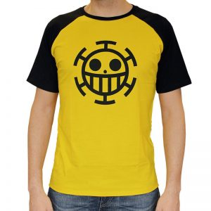 one-piece-tshirt-trafalgar-law-man-ss-yellow-premium-traffy-surgeon-of-death-chirurg-des-todes-supernova-heart-pirates-4