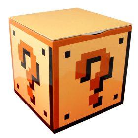 Super Mario Bros. – Fragezeichen-Block – Aufbewahrungsbox