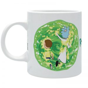 rick-and-morty-mug-320-ml-rick-sanchez-morty-smith-portal-gun