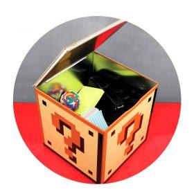 Super Mario Bros. – Fragezeichen-Block – Aufbewahrungsbox – 2