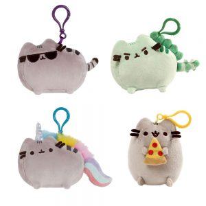 psuheen-the-cat-katze-backpack-hanger-pusheenicorn-pusheenosaurus-cool-sunglasses-pizza-clip-anhänger
