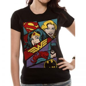 dc-heroine-pop-art-wonder-woman-batgirl-supergirl-batman-superman-comic-dc