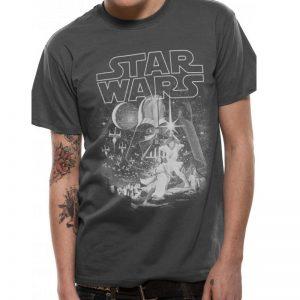 star-wars-episode-4-classic-krieg-der-sterne-a-new-hope-t-shirt-grau-gray-unisex
