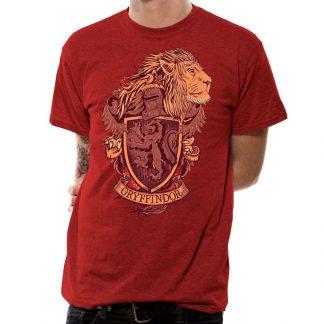 harry.potter-hogwarts-gryffindor-wappen-crest-unisex-rundhals-rot-red-t-shirt-cid