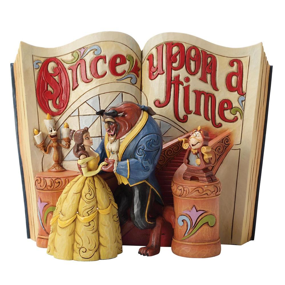 die-schöne-und-das-biest-beauty-and-the-beast-17,5-cm-one-upon-a-time-storybook-bilderbuch-statue-figur-2