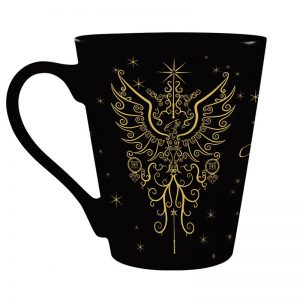 harry-potter-mug-340-ml-hogwarts-box-tasse-phoenix-logo-gold-schwarz-black-2