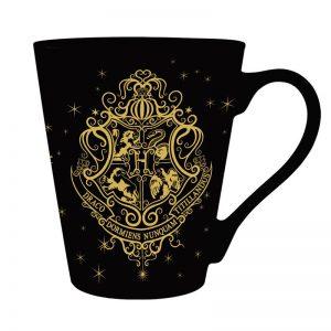 harry-potter-mug-340-ml-hogwarts-box-tasse-phoenix-logo-gold-schwarz-black-1