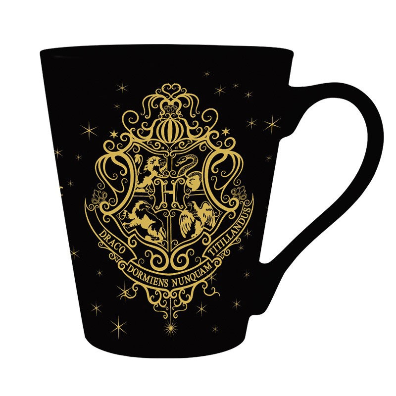 harry-potter-mug-340-ml-hogwarts-box-tasse-phoenix-logo-gold-schwarz-black-1