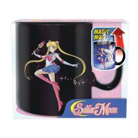 Sailor Moon – Sailor Moon & Chibiusa – King Size Farbwechsel Tasse – 3