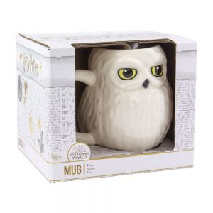 Harry Potter / Hedwig / 3D- Tasse