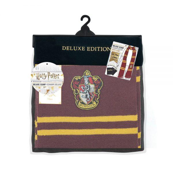 écharpe deluxe Gryffindor CineReplicas Harry Potter