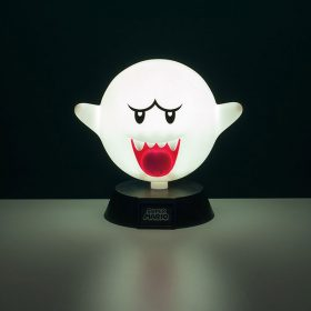 Super Mario – Buu Huu – 3D-Leuchte – 10 cm – 1
